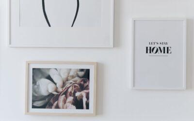 Dekorer dine vægge med plakat Aalborg