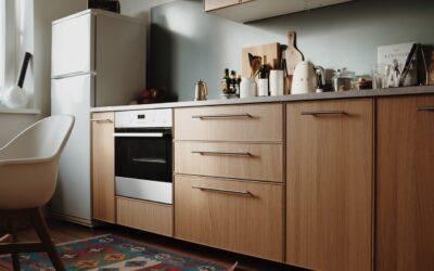 Maskiner i køkkenet
