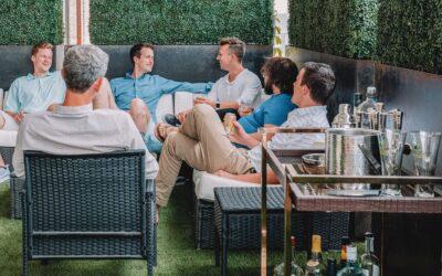 Husk pauserne med lounge møbler fra Trimm Copenhagen