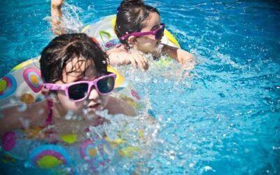 Få en swimmingpool i haven