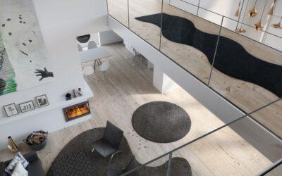 Gør indretningen komplet med løse tæpper