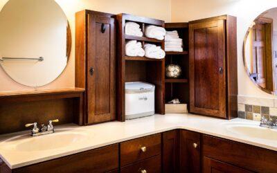 Spejlguide: Sådan vælger du det rette badeværelsesspejl