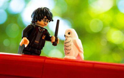 Harry Potter Lego – oplev magien fra filmen og bøgerne