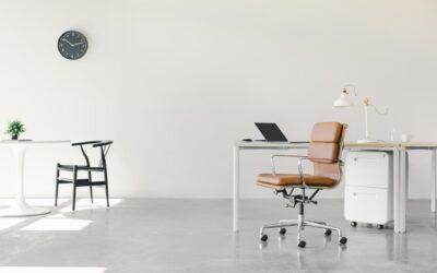 En Vitra kontorstol er komfortabel og ergonomisk korrekt