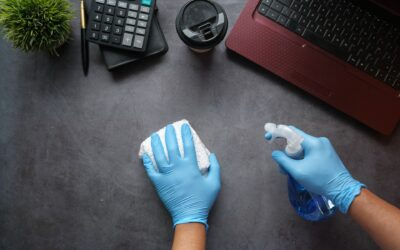 Omfavn det rene hjem